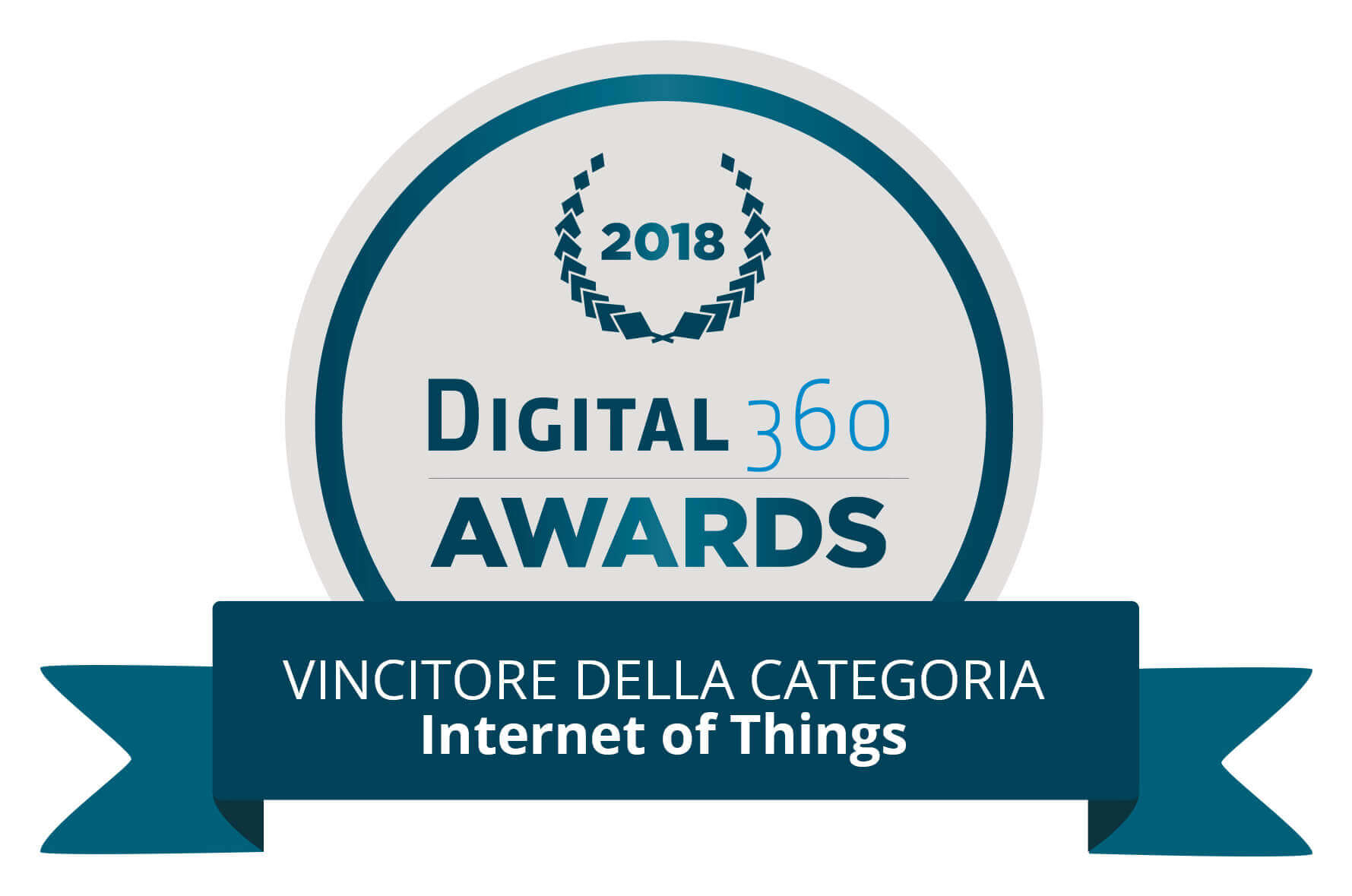vincitore 360 AWARDS 2018